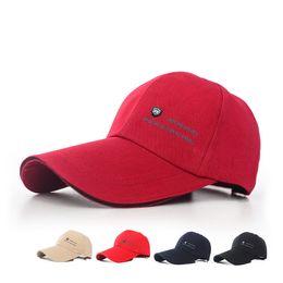 Wholesale-2015 Unisex Men Women Adjustable Baseball Cap Blank Sports Visor Sun Golf ball Hat