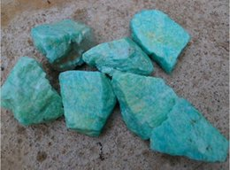 Wholesale Natural amazonite nunatak wheel repair energy stone