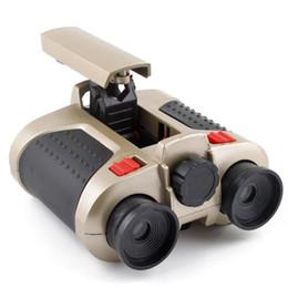 1Pcs New 4 X 30mm Surveillance Scope Night Vision Binoculars #4419