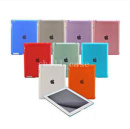 Wholesale Ultra Thin Dull Polish Crystal Clear Transparent Hard PC Back Case for Smart Cover iPad Air iPad mini ipad6 Cheap