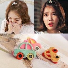 Wholesale Cute car hairpin hair accessories FS