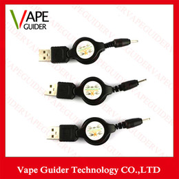 Wholesale Electronic Cigarette Charger Micro USB Charger USB Charging Cable For Elips Micro Pen G Elips Battery