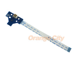 LED Power Charge Board socket Ribbon Cable for PS4 Wireless Controller 14PIN 14 pin board and 14 PIN 14PIN cable