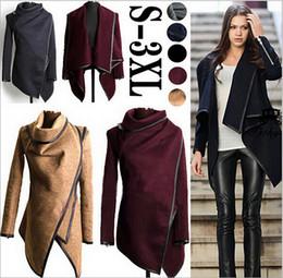 Wholesale 2016 new women fashion Slim Mao Ne Overcoat coat women colour Windbreaker coat