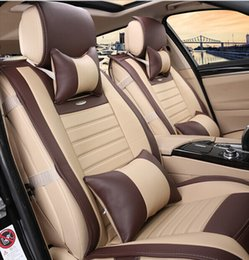 Wholesale Good quality Special car seat covers for BMW X5 comfortable breathable leather seat covers for X5