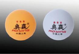 Wholesale Table Tennis Balls Ping Pong Training Balls Ping Pong Big Balls