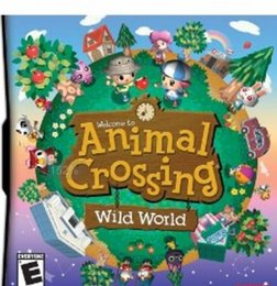 Wholesale 100 Brand New Game Deals animal crossing wild word Games Cartridge no box For Game Console games