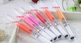 Wholesale Fashion CE Authentic Korean Spin Lip Paint Pen Lip Pigment Makeup Liquid Lipstick Lip Gloss T1046