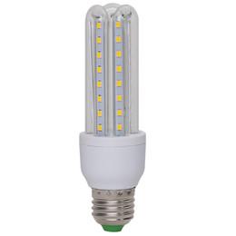 E27 ce smd à vendre-Lumière de maïs LED E27 9W SMD LED Ampoule Lampe Cool Blanc / Blanc Chaud Super Luminosité vitrine Saving Corn Light CEROHS