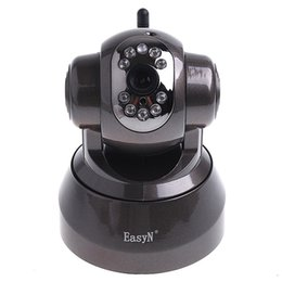 Wholesale Cam Wifi Easyn - EasyN WIFI IP Camera IR Cut Night vision CMOS Wireless Pan Tilt Home Security Camera Surveillance IP Netwark Cam order<$18no track