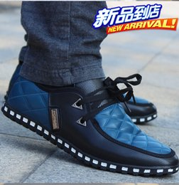 Wholesale high quality genuine European style spring autumn men's casual shoes sport shoes Elevator shoes add high 5cm