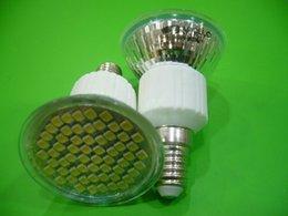 Wholesale Indoor light for W Epistar SMD E14 Lamp LED Bulbs Warm White Led Spot Lights Screw Light AC150 v bright higth quality sportlight