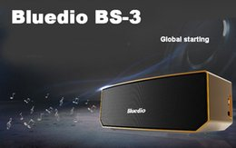 2015 NEW Bluedio BS-3 Mini Bluetooth speaker Portable Wireless speaker Sound System 3D stereo Music surround