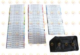 Wholesale 72 Color Finecolour Sketch Marker Set with one gift carrier bag on a budget half cheaper than Copic marker pen alchohol based ink hot
