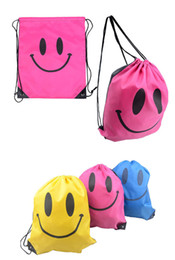 Wholesale Hot Sales Gym Swimming Personalised Drawstring School Sport Swim Shoe Tote Bag Stuff Sacks Backpack Bx110