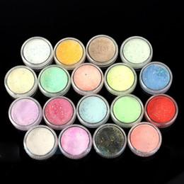 Wholesale 2015 New arrival Hot sale best quality Fashion Nail Art Glitter Powder Dust UV Gel Acrylic Powder D Decoration Women B