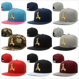 Wholesale 2016 New Arrival Alumni Iron standard hip hop hat adjustable snapback baseball caps fashion lovers slide street bboy hats