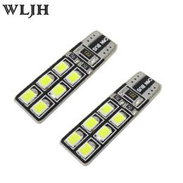 Wholesale CANBUS T10 LED W5W Light SMD Car Light Source Bulb For BMW E36 E38 E39 E46 E53 E60 E63 E65 E66