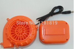Wholesale Good Quality Mini Cooling Fan for Mascot Costumes Electric Ventilation Air Blower Fan Promotion product with china post air mail