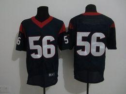 Wholesale Houston Brian Cushing Jersey Texans jersey Houston football jerseys High quality stitched on size M XXXL mixed order
