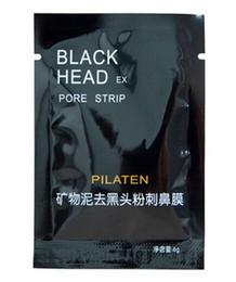 Free Shipping Facial Minerals Conk Nose Blackhead Remover Mask Pore Cleanser Nose Black Head EX Pore Strip