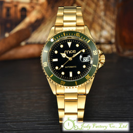 Wholesale MCE Mens Watch Collection Gold Man s Luxury Watch Stainless Steel Wrist Watch
