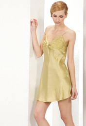 100% Pure Natural Silk Lady Chemise Size M L XL