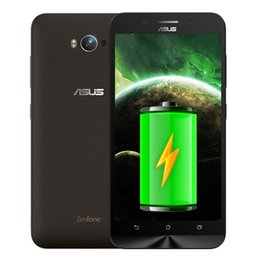 Wholesale ASUS ZenFone Max G LTE Bit Quad Core Qualcomm MSM8916 GB GB Android inch mAh Power Bank MP Camera Smartphone