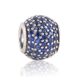 S925 sterling silver charms beads fits for pandora beads charm bracelets European style