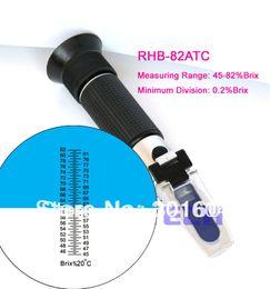Wholesale Hand held Brix Refractometers Brix RHB ATC