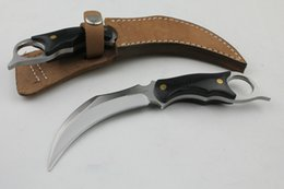 United Claw Karambit 085 Outdoor survival gear EDC Pocket Knife hunting knife camping knife knives