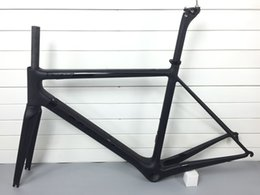 Wholesale 2014 Light weight Hot sale full carbon road bike frame bicycle framest mechanical di2