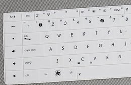 Wholesale-Full color laptop Keyboard cover skin protector for asus N45 N45S