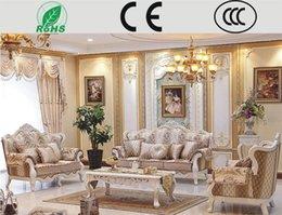 High quality factory price Home furniture living room sofa sets fabric corner sofa set sofa set living room furniture