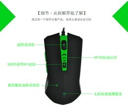 Wholesale New PC Gamer Desktop Gaming Mouse Gamer Laptop Mouse For HP AUSU IBM DELL SAMSUNG ACER LENOVO GATEWAY