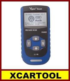Wholesale New arrival Auto code reader VS450 VAG CAN OBDII SCAN TOOL