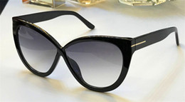 New fashion popular selling designer sunglasses 511charming cat eyes frame top quality uv400 protection eyewear with original box