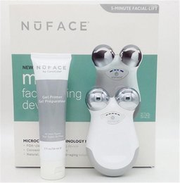 Wholesale Best price Nuface Limited Edition Nuface Mini Facial Toning Anti Aging Skin Care Treatment Device facial massager device Free