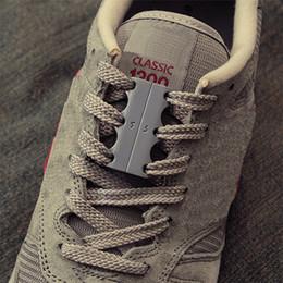 2017 le sport pc Nouvelle mode jamais nouer les lacets à nouveau zubits magnétiques chaussures boucles fermetures de chaussures pour les chaussures sport casual peu coûteux le sport pc