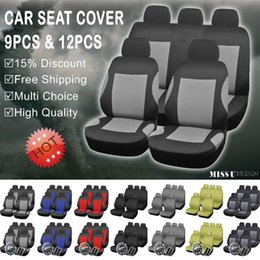 Wholesale UNIVERSAL HOT SALE STYLING CAR COVER AUTO INTERIOR ACCESSORIES AUTOMOTIVE CAR SEAT COVER