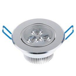 Wholesale LED Ceiling Downlight W V V Epistar LED Ceiling Lamp Recessed Spot Light for Home illumination