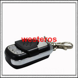 Wholesale Best hotlesal channel universal remote control duplicator Copy Code Remote mhz learning garage door opener free ship