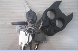 Wholesale 5 pc Dog Shaped Brutus Key chain Self Defense Personal Security Women s self defense