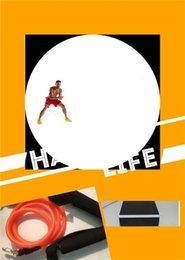 Wholesale High Quality fitness Resistance Bands disc focus DVDS workout Crazy Slimming Set Alpha Beta Gamma Core beta Dvd sets DHL free