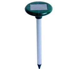 Wholesale Outdoor Yard Sonic Solar Rodent Pest Snake Repeller For Home Security Petsbye Advanced Mole Rodents Repeller