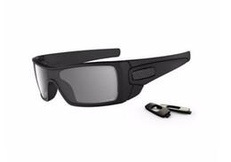 Wholesale Hot unisex lunettes sport brand designer Batwolf sunglasses gafas de sol outdoor goggle glasses
