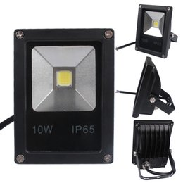 Wholesale 10W LED Floodlight high power Cold whiteWaterproof Light Aluminium NEW free ship