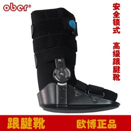 Wholesale 3pcs Medical ober Achillis tendon boots ao calf health care medical supplies hospital dressing safety care store online