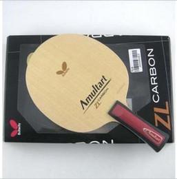 Wholesale Butterfly AMULTART table tennis racket table tennis blades pingpong Bats EX WORKS