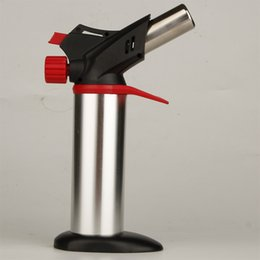 Wholesale GF silane gas lighter spray gun lighter ignition torch Moxibustion igniter jet lighter torch lighter